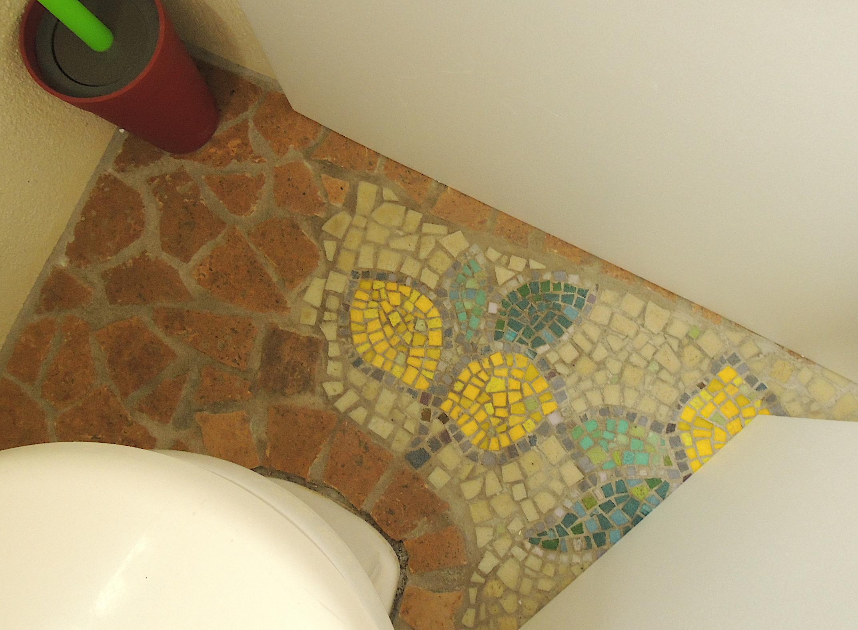 トイレ床リフォーム おしゃれな事例