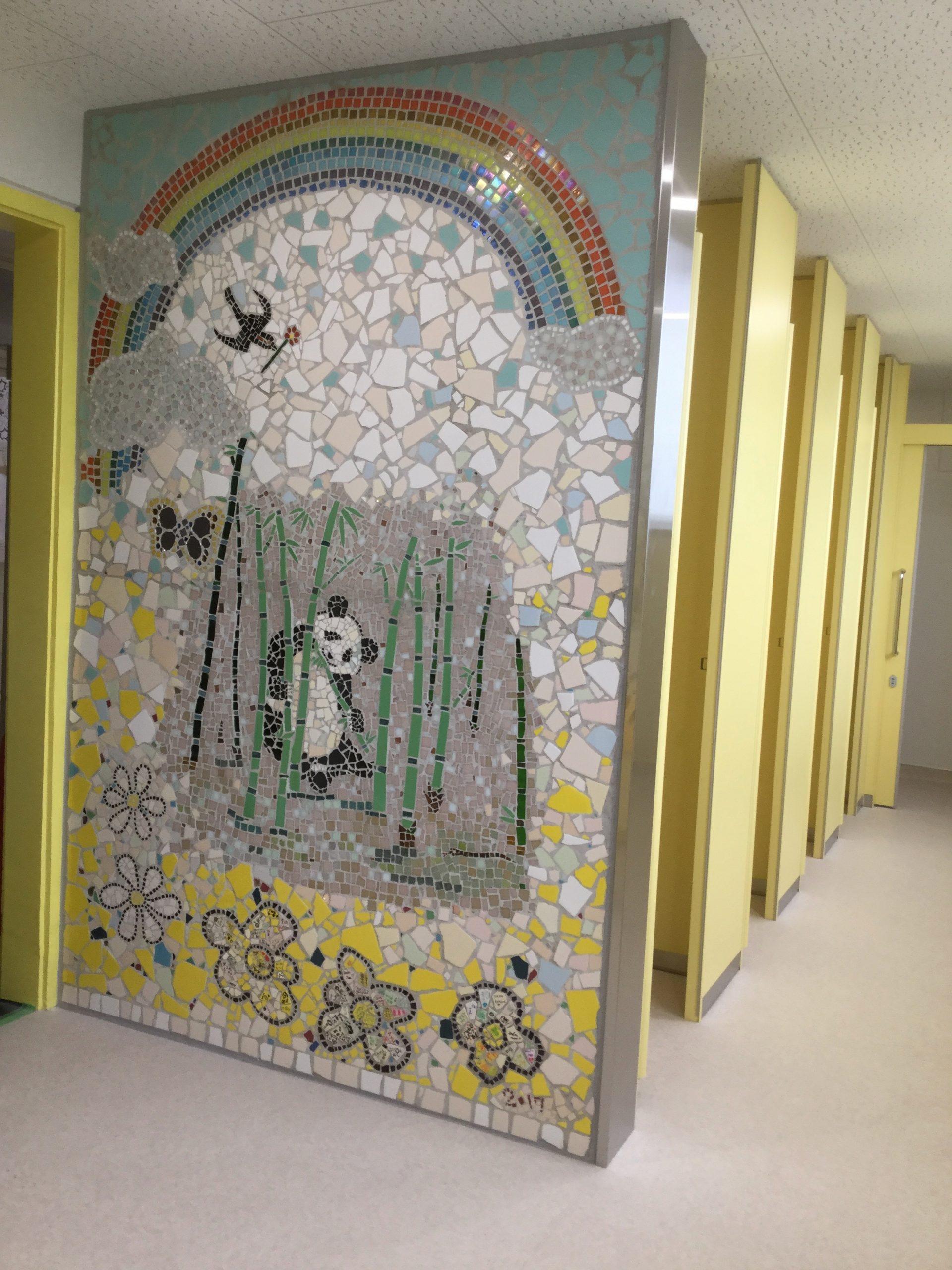 小学校のトイレ