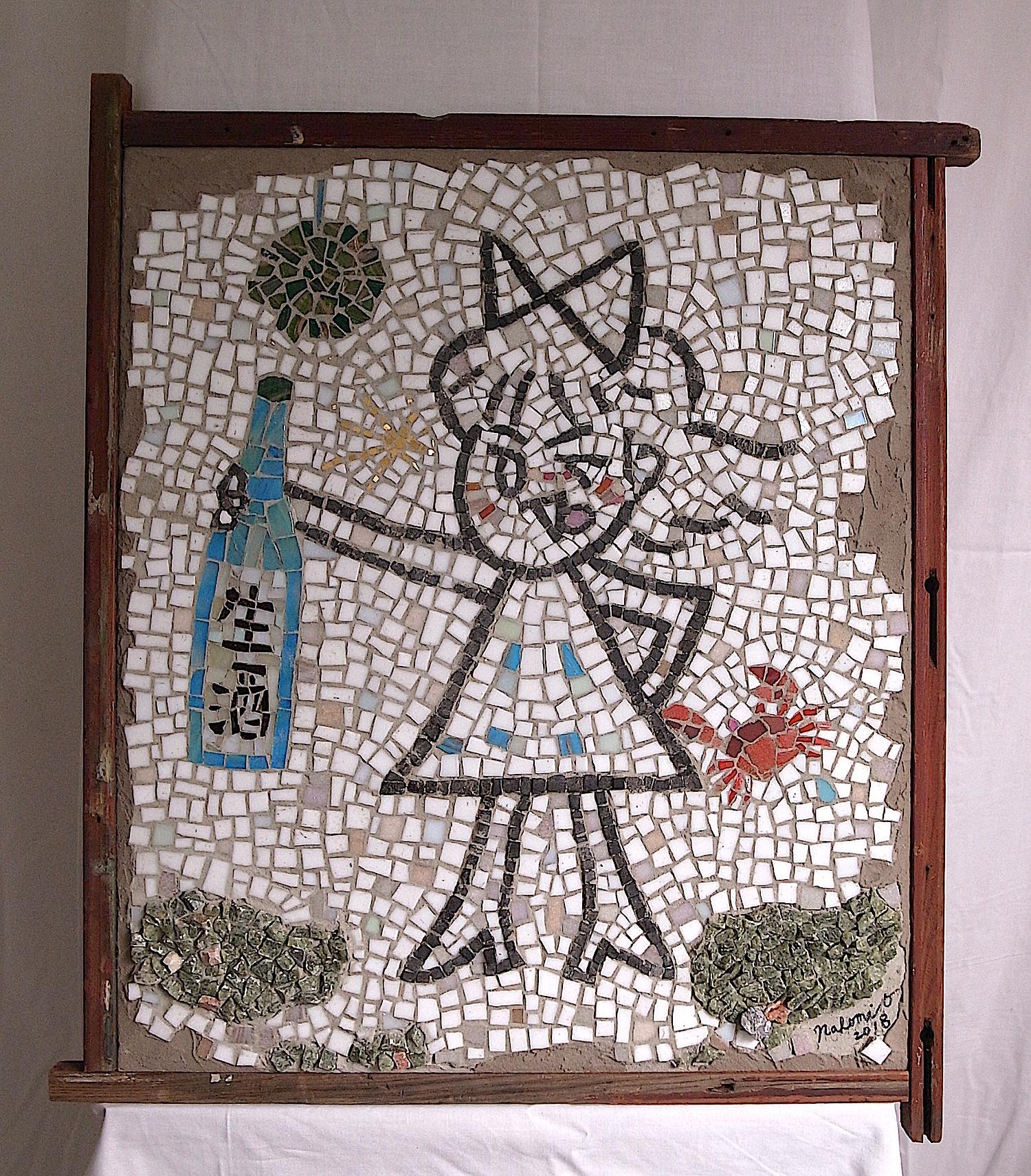 モザイクナホミン Mosaic Nahomi モザイクアート・キャラクター