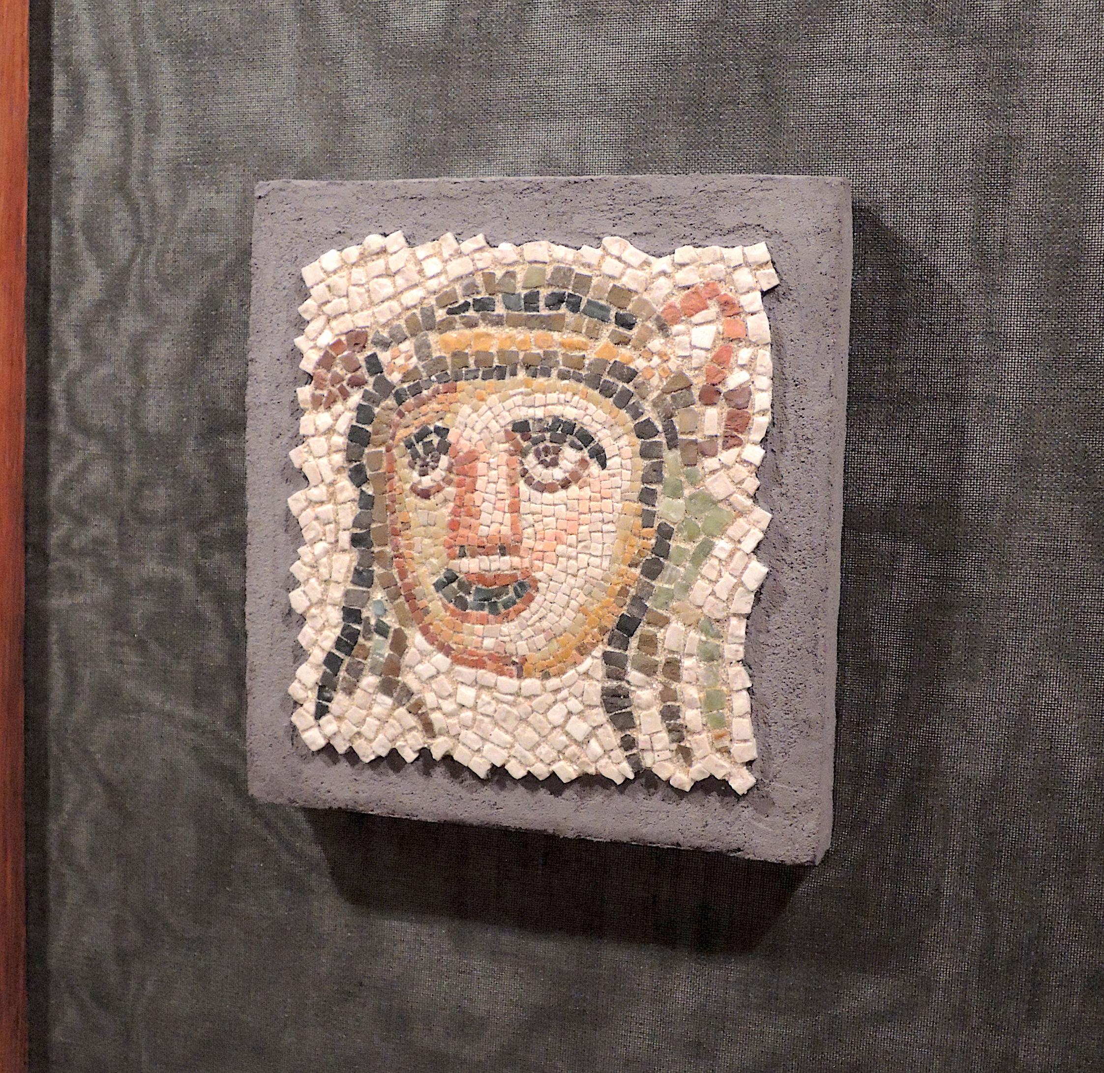 古代ローマ時代のモザイクコピー マイクロモザイク制作おかだなほみ