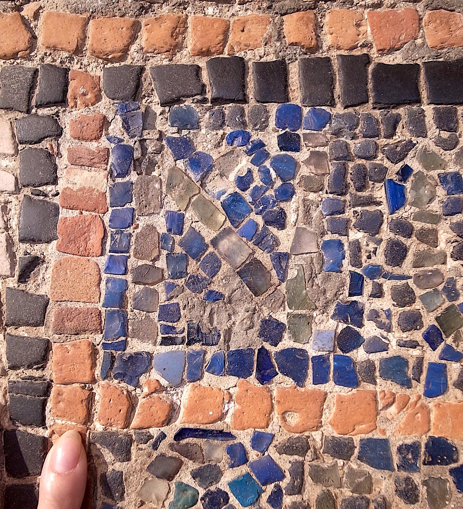 モザイクアート材料 古代