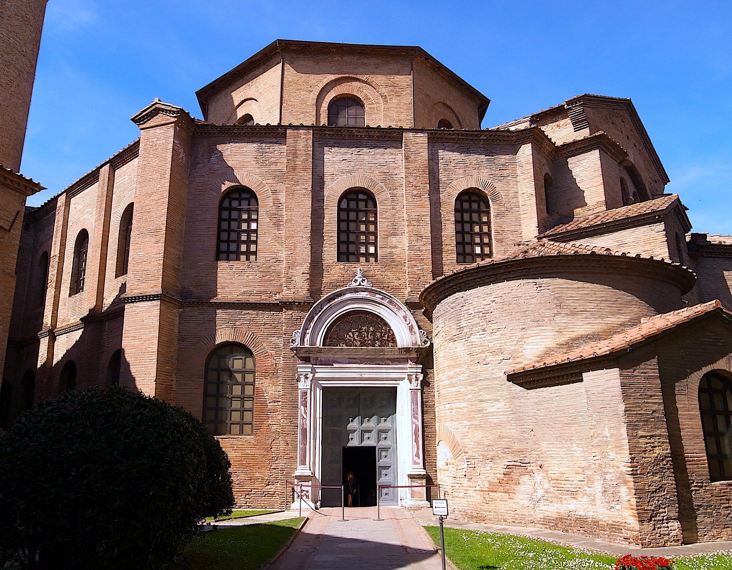 サンヴィターレ聖堂 ラヴェンナ