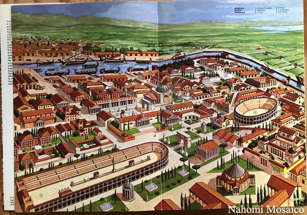 アクイレイア  古代ローマ時代